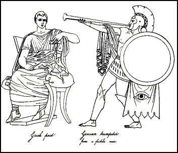 13.Ancientgreek-trumpeter