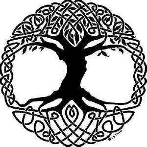 1.Celtic tree of life