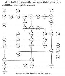 Molnár Zsolt 2012 Ny-nyel kezdődő háromelemű gyökök rendszere (1)